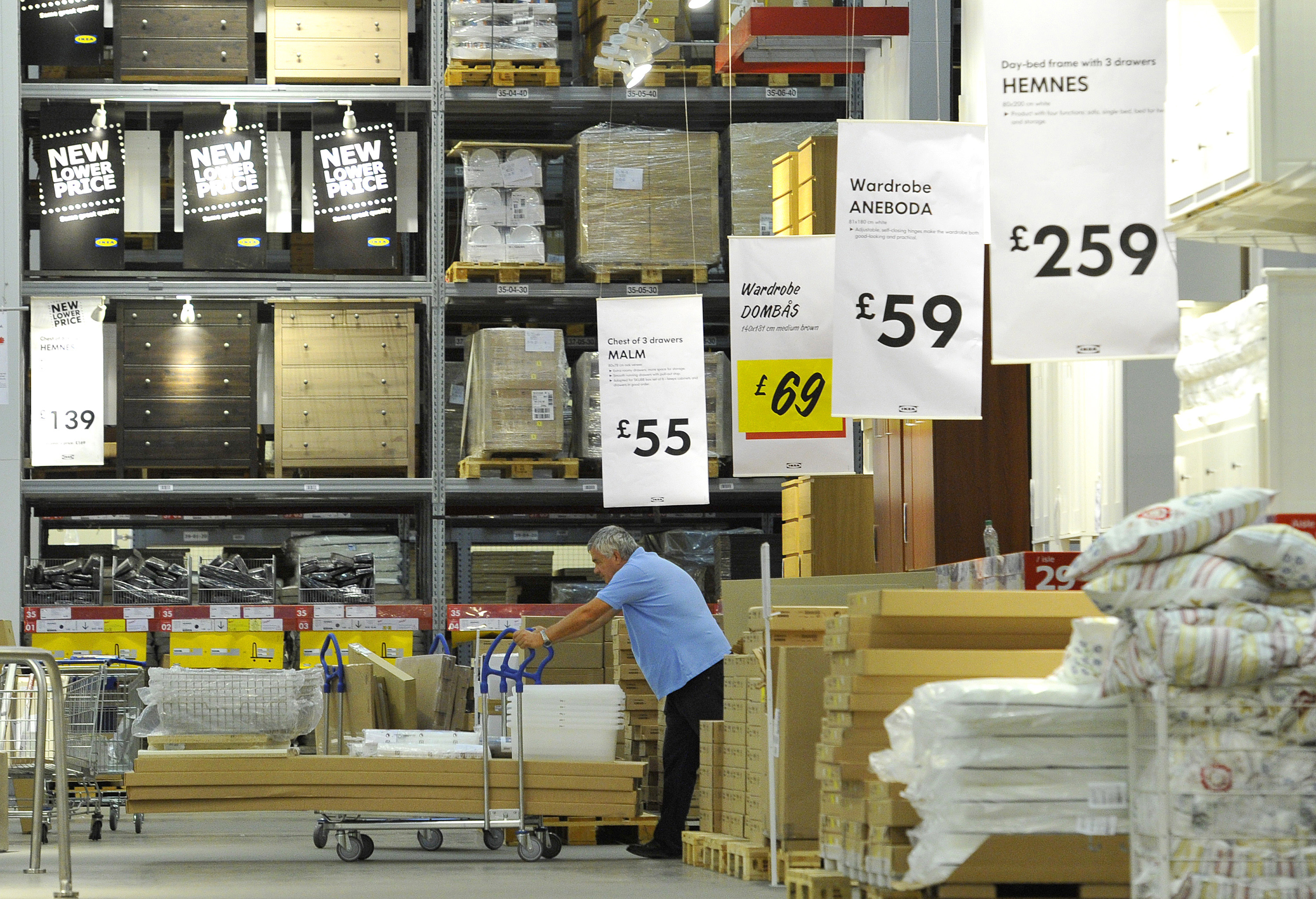 How Ikea Names Its Products The Curious Taxonomy Behind Billy