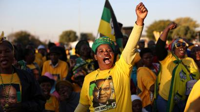 South Africa's ruling ANC allegedly recruited a black ops team to disseminate fake news during the 2016 election campaign