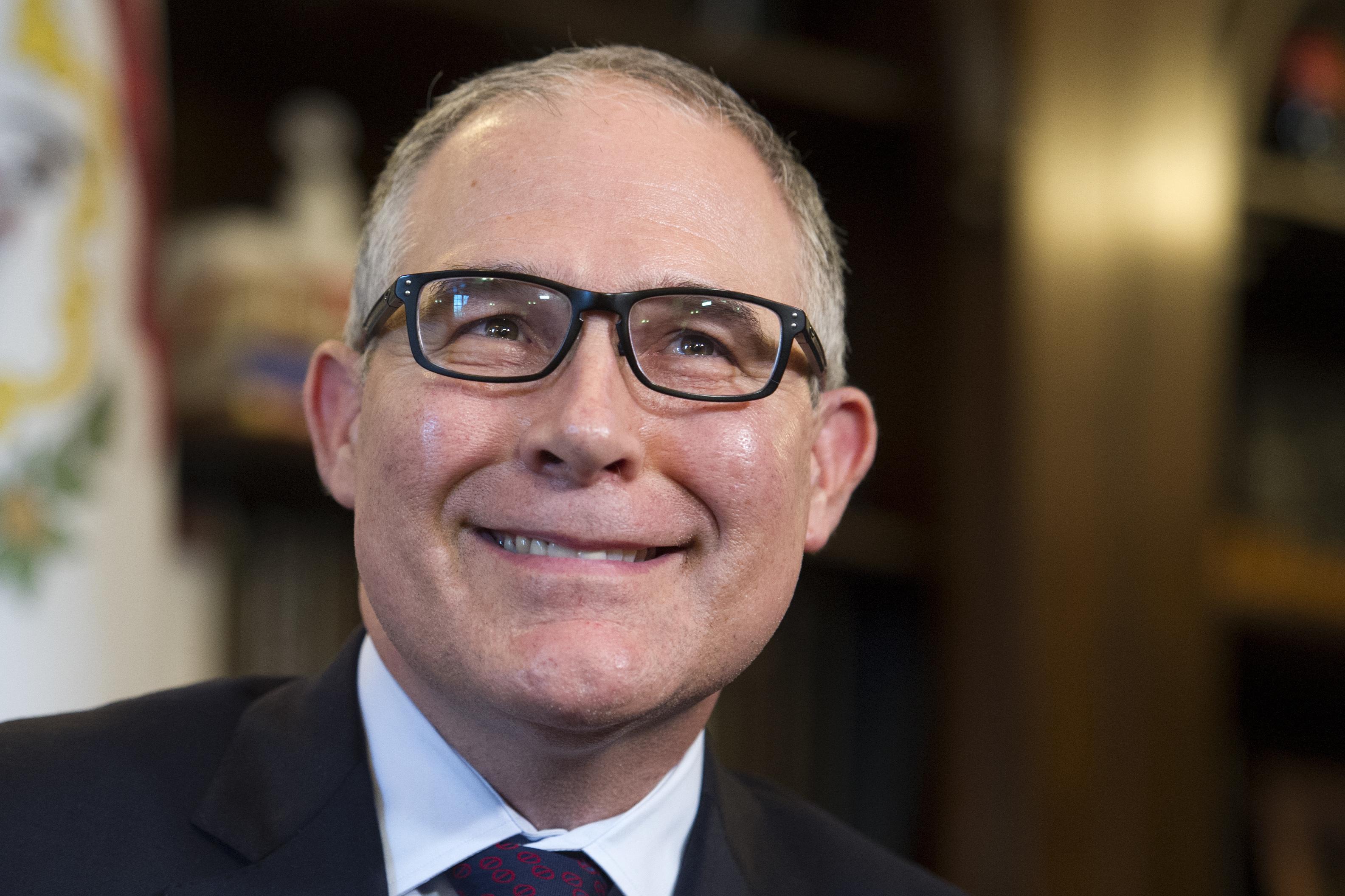 andrew wheeler coal lobbyist replaces scott pruitt as head of epa