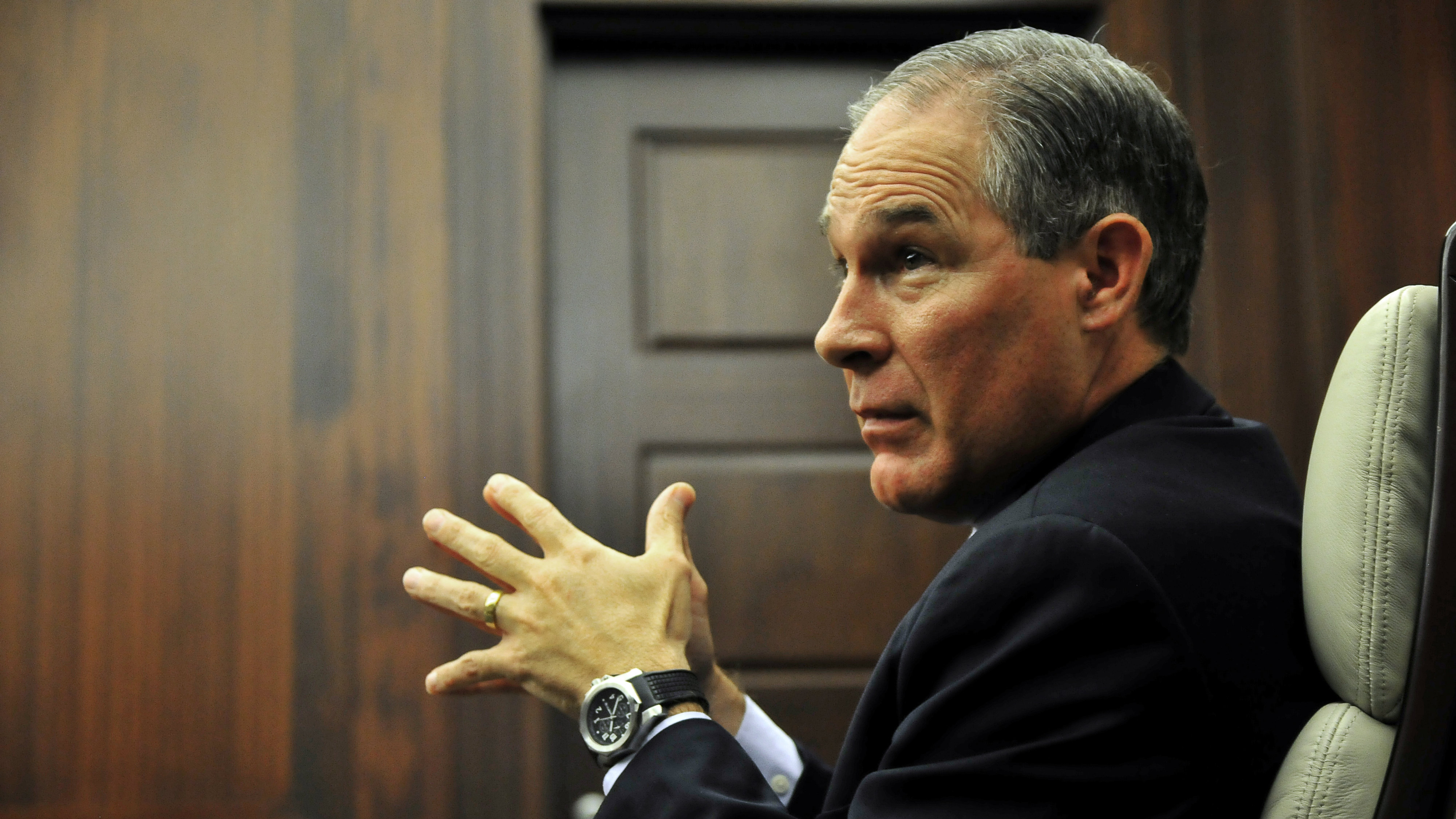 The EPA already knows what happens when you have a boss that wants to dismantle government