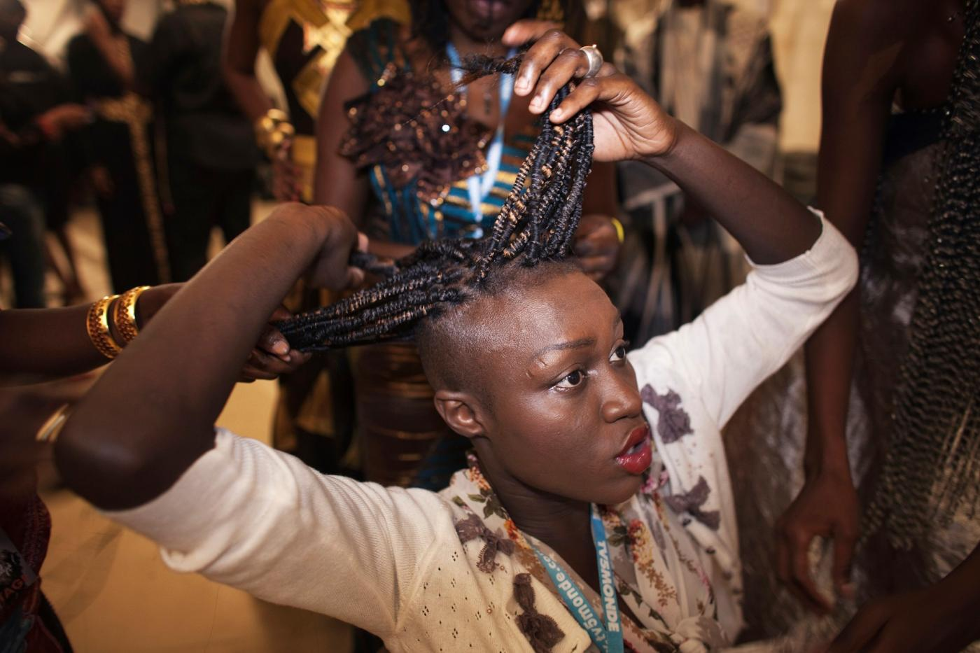 The Natural Hair Movement Takes A Different Twist In Senegal West