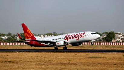 India-spicejet-aircraft-aviation