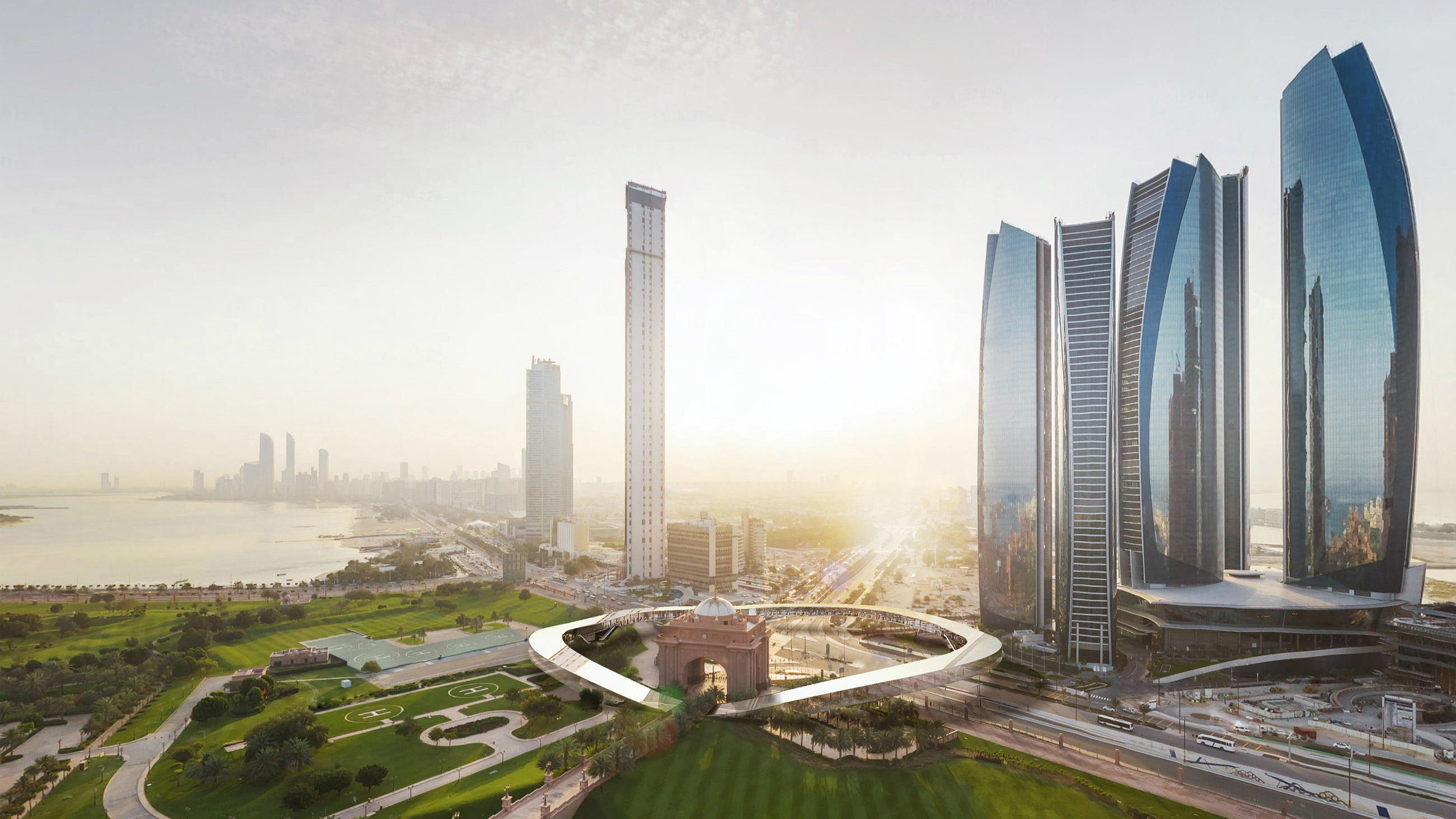 City of the future?