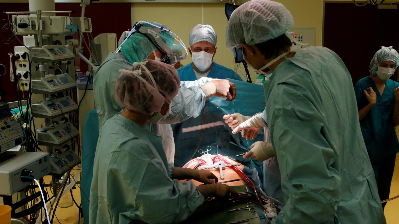 India-Heart surgery-Cardiac arrest-Health-India