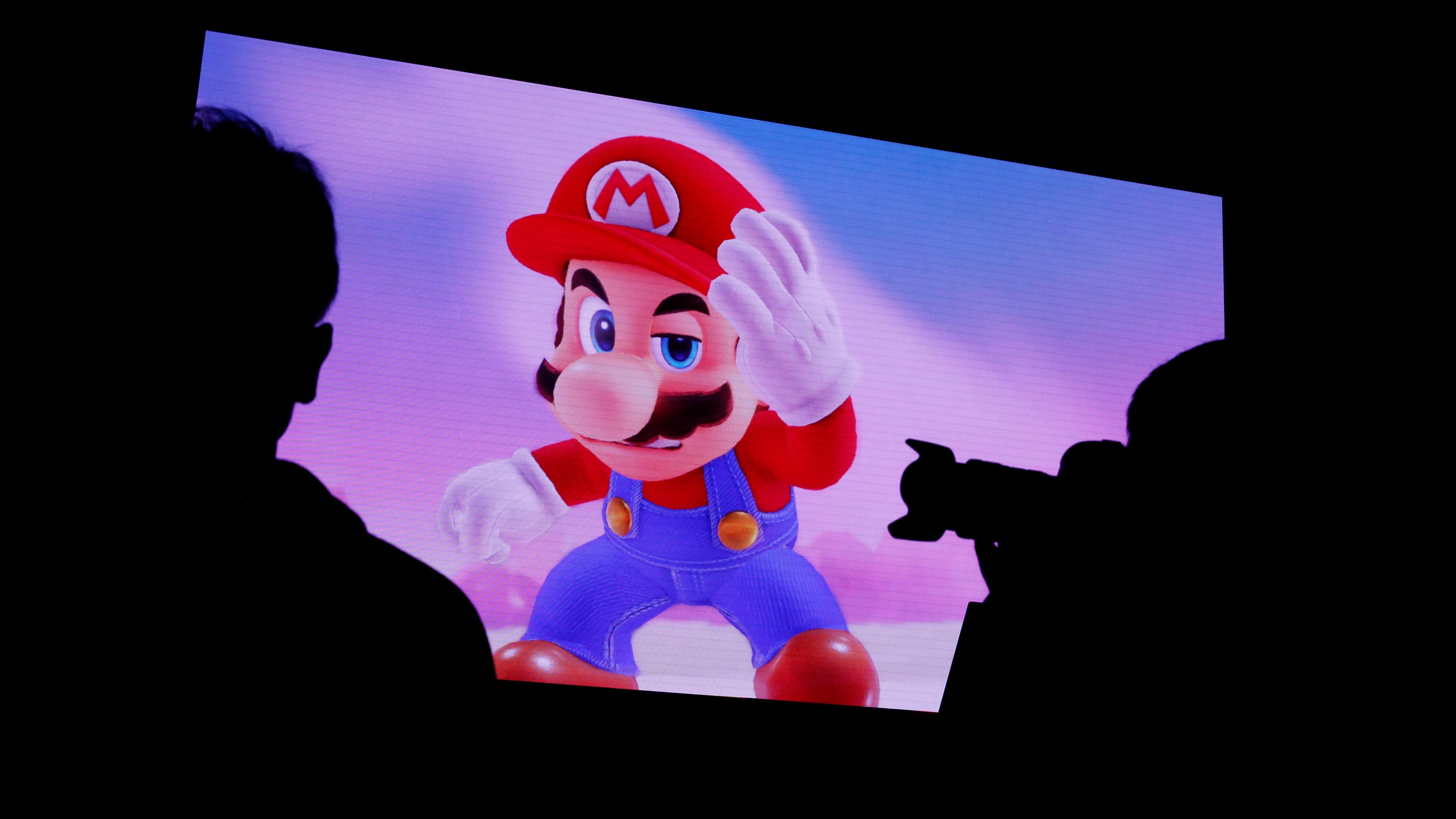 Nintendo might have sold an emulator version of Super Mario