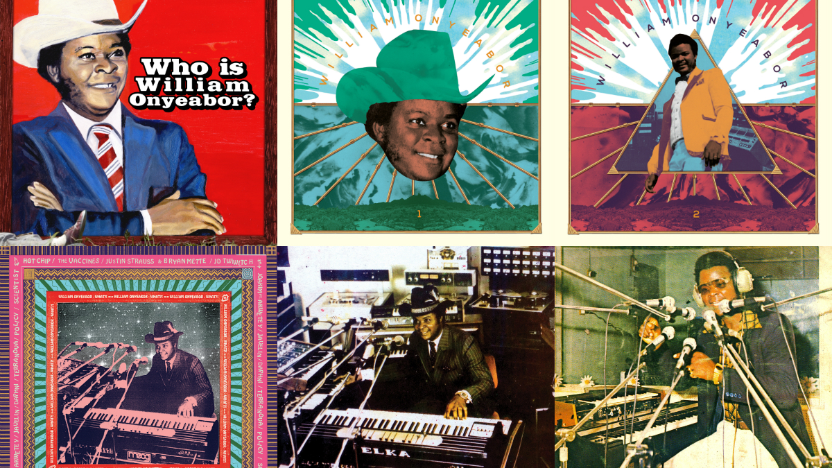 Nigerian music star William Onyeabor, the hipster's favorite