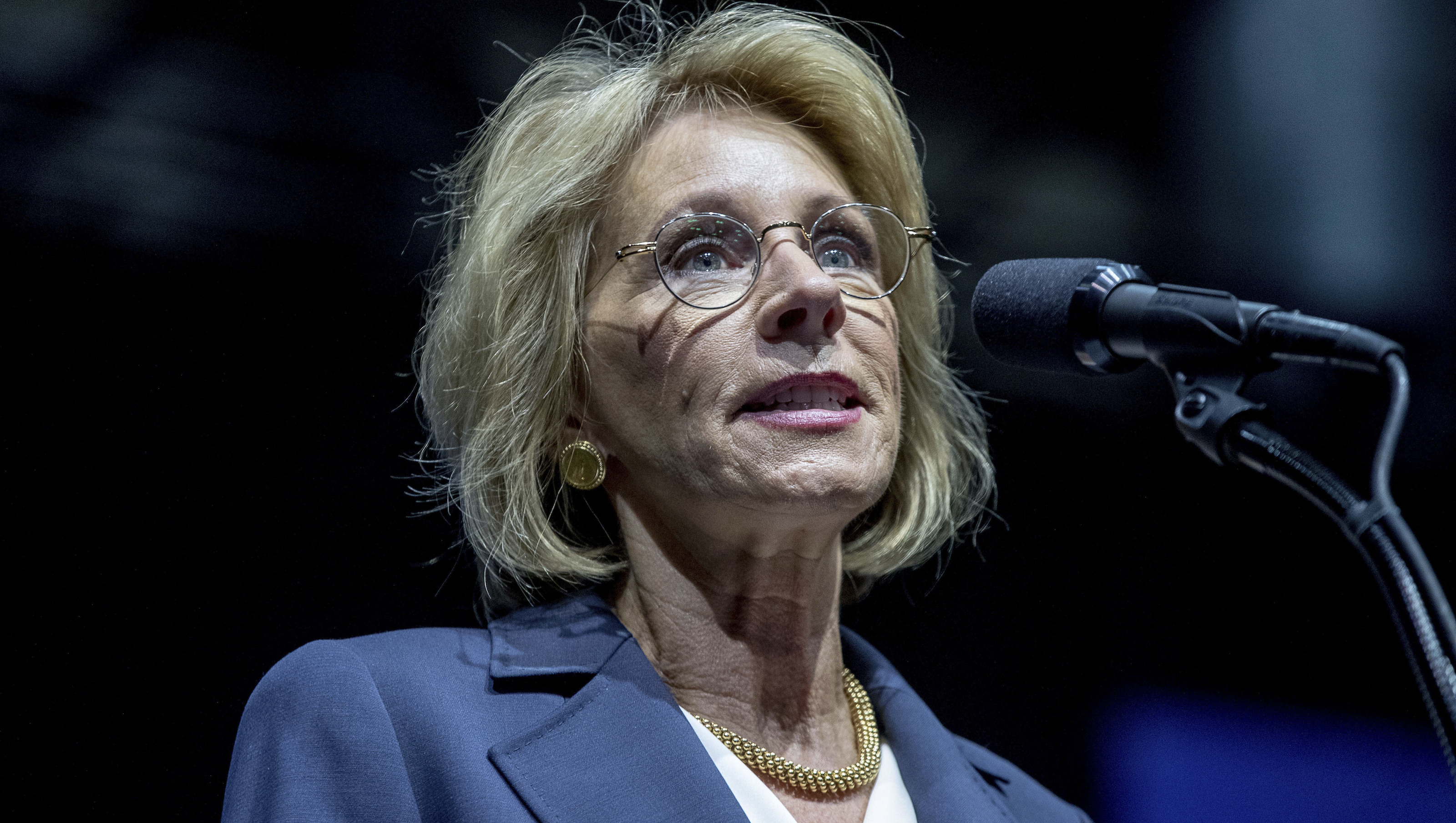 Devos Invested More Money In Brain >> Us Education Secretary Nominee Betsy Devos Is Controversial For The
