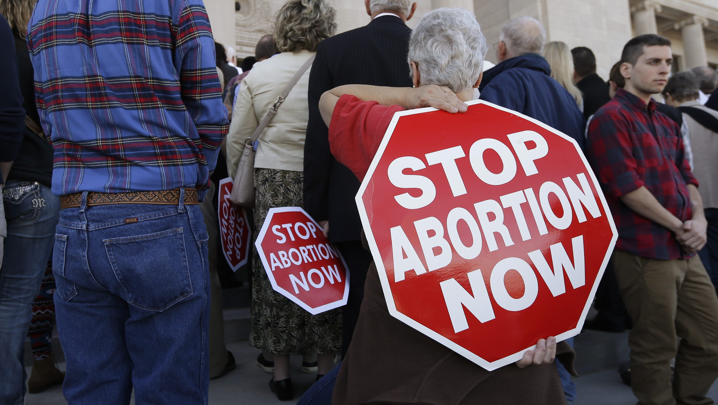 Husband sends wife for abortion 67