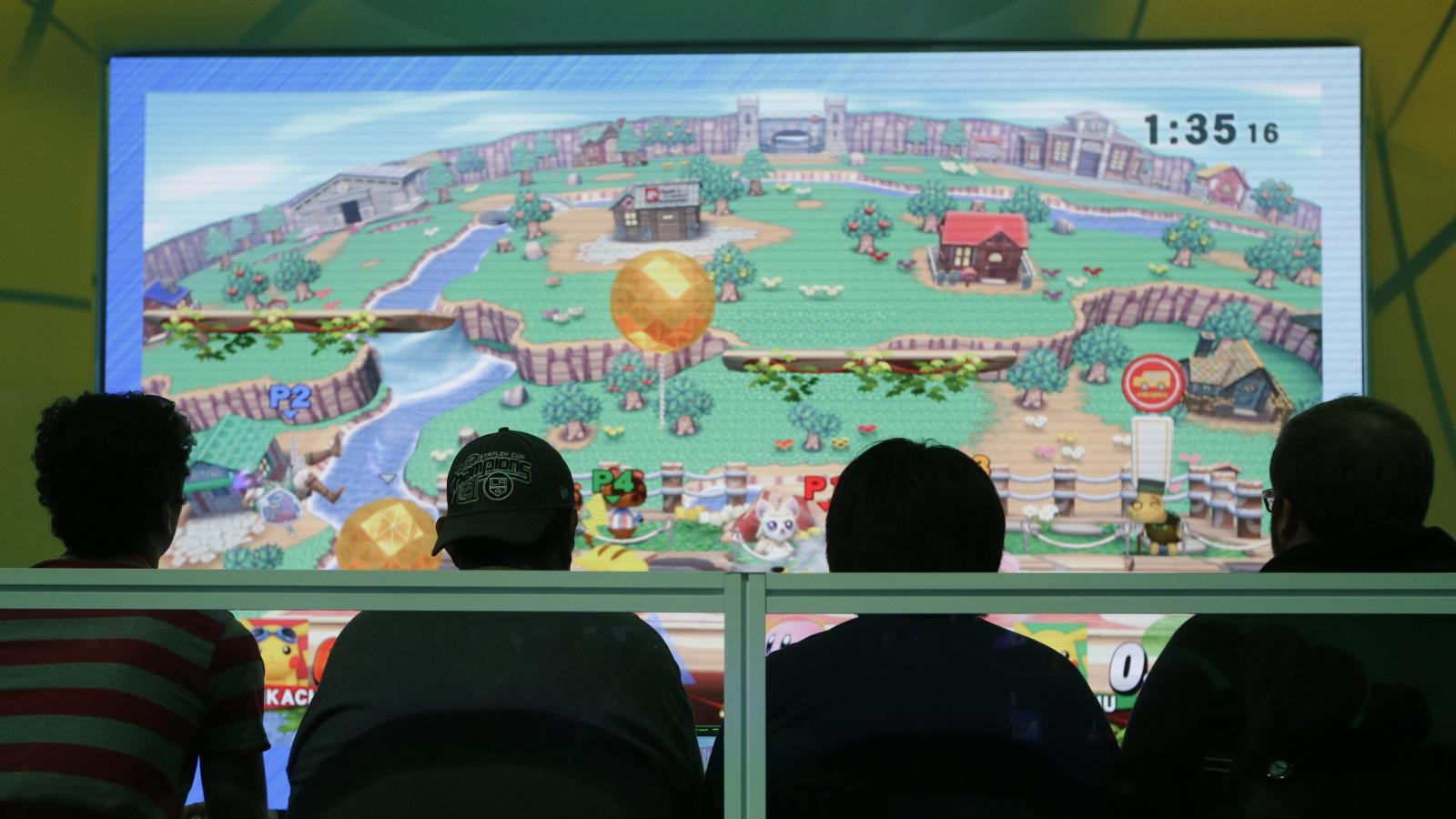 A Super Smash Bros-playing AI has taught itself how to stomp