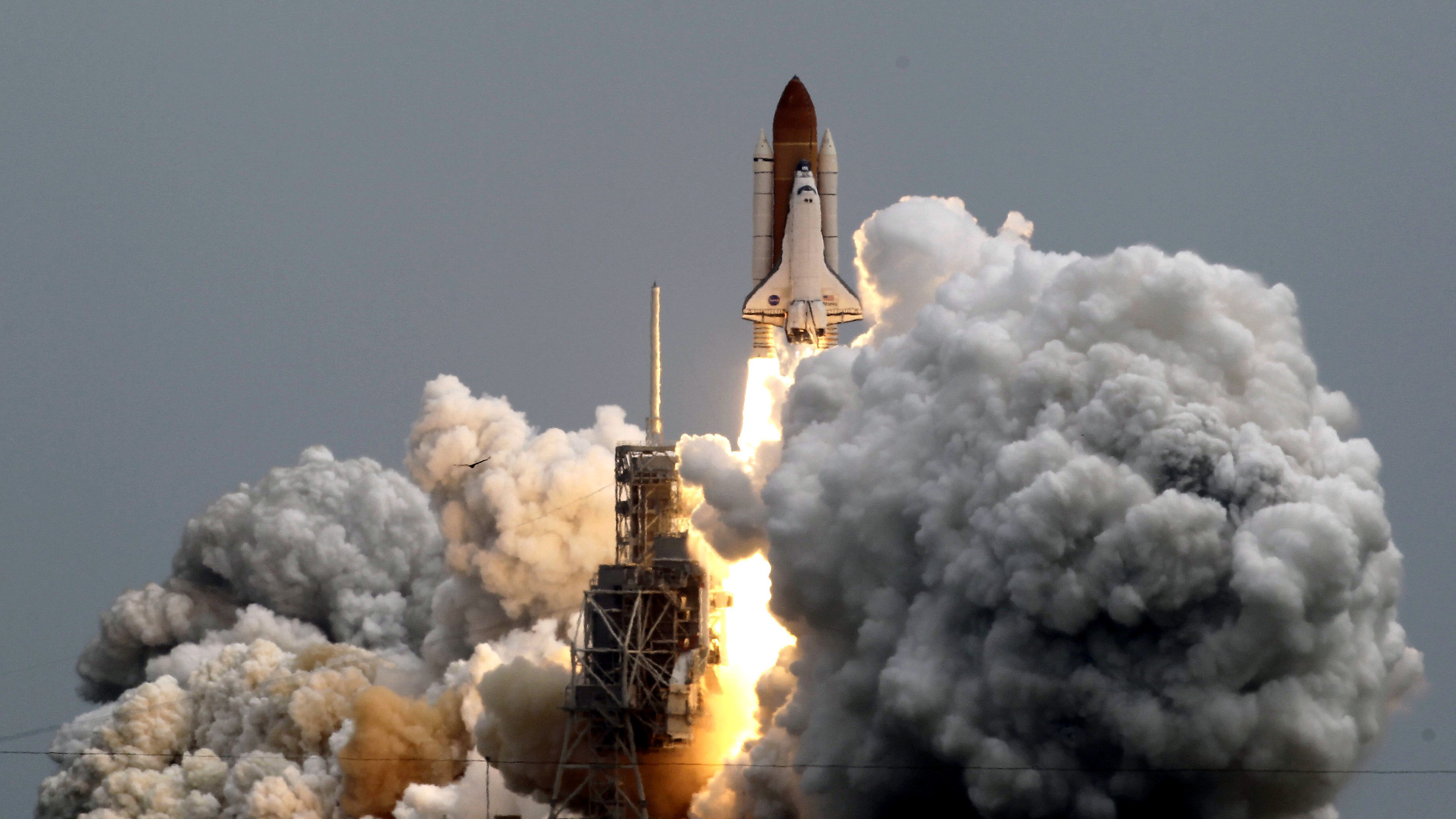 how many space shuttle missions were launched - photo #16