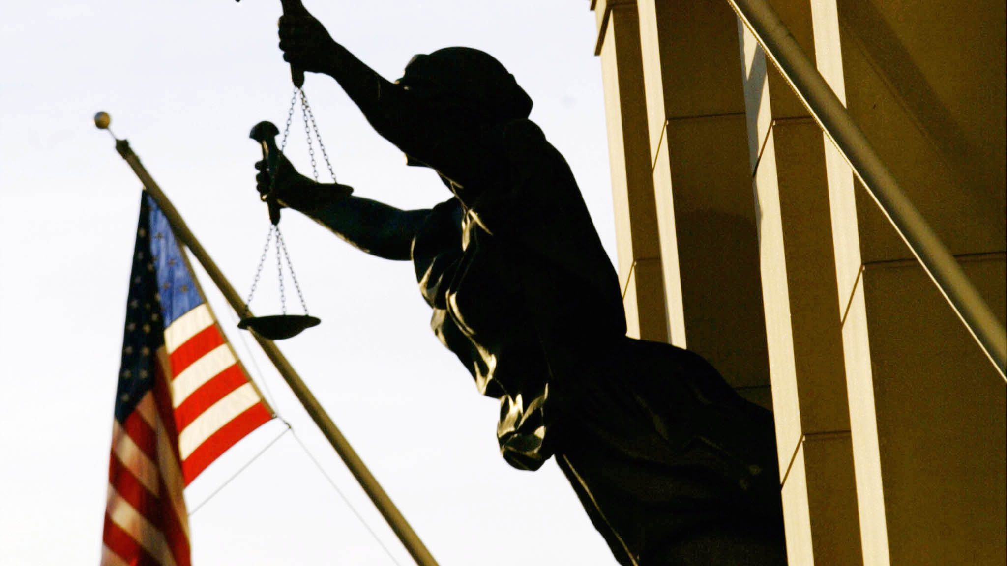 The balancing act that is justice.