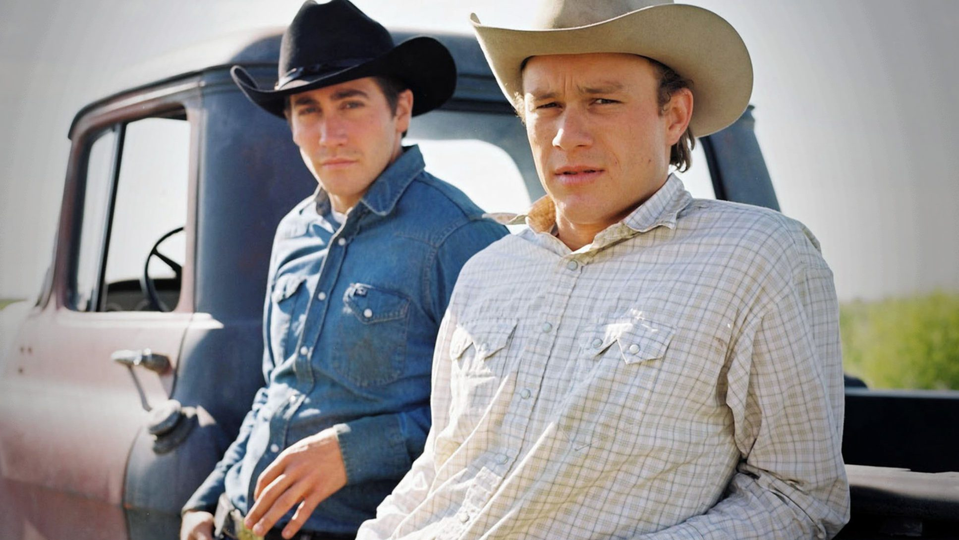 Still from Brokeback Mountain