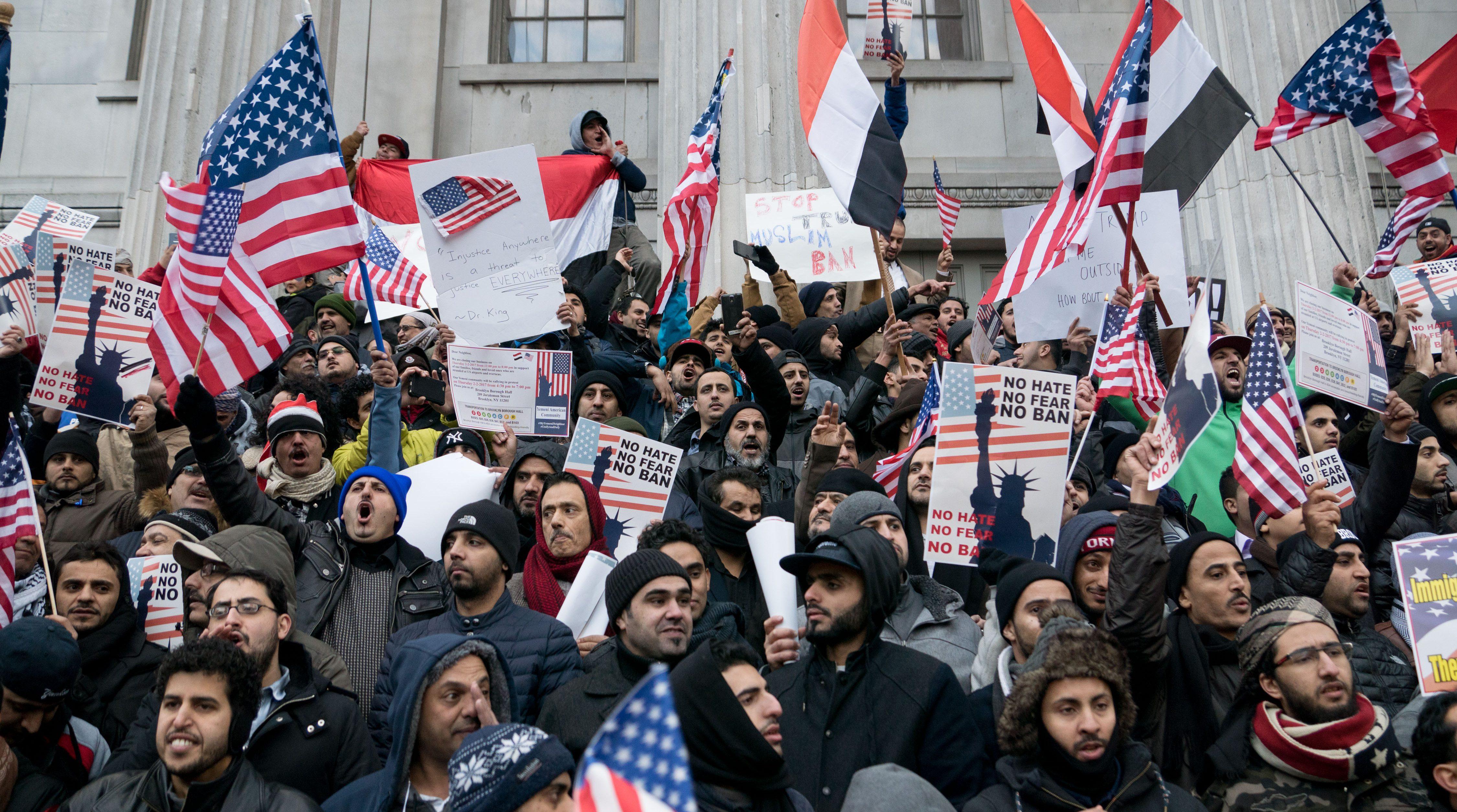 Brooklyn Bodega Protest