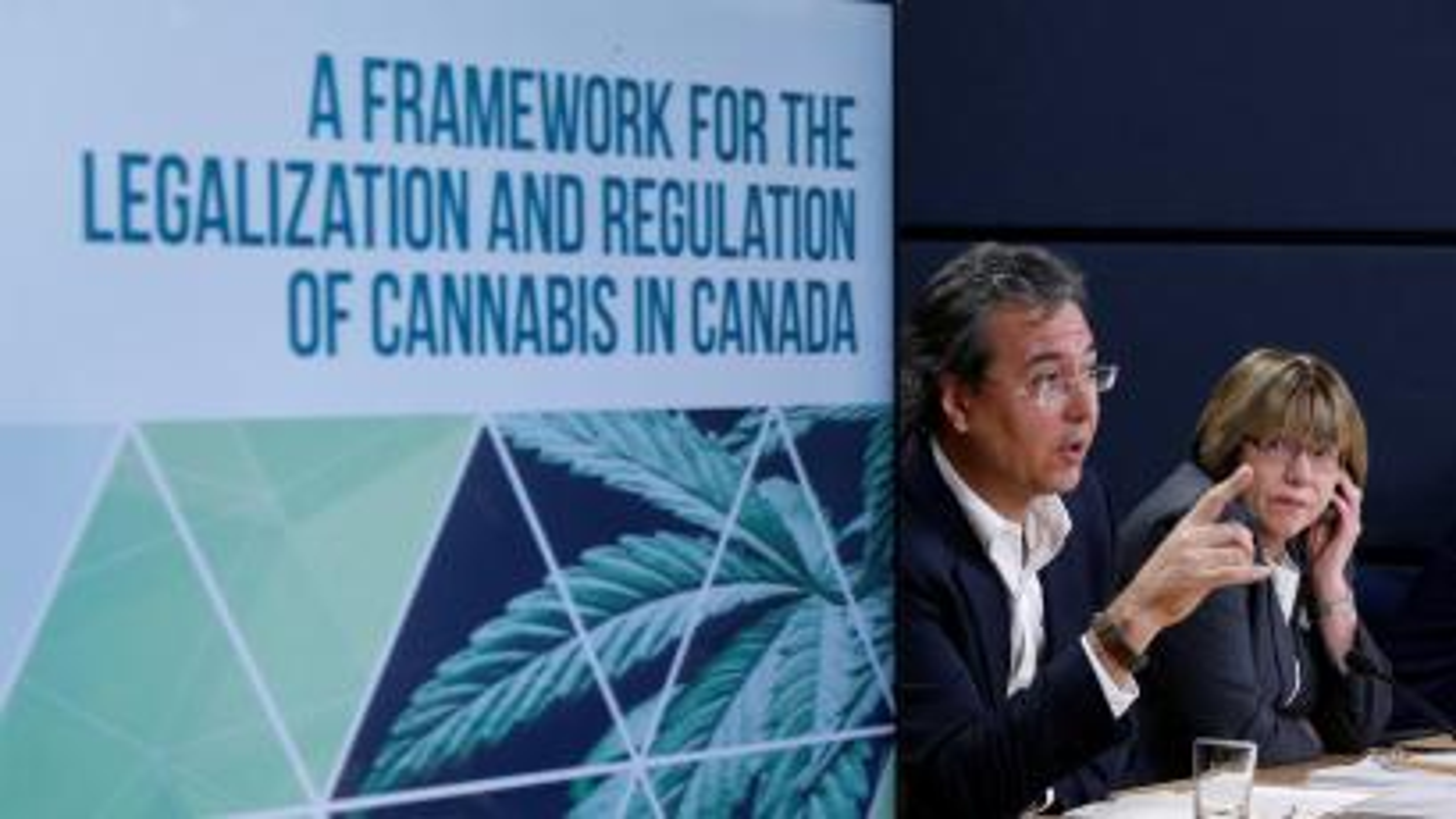 Task Force on Cannabis Legalization, Canada.