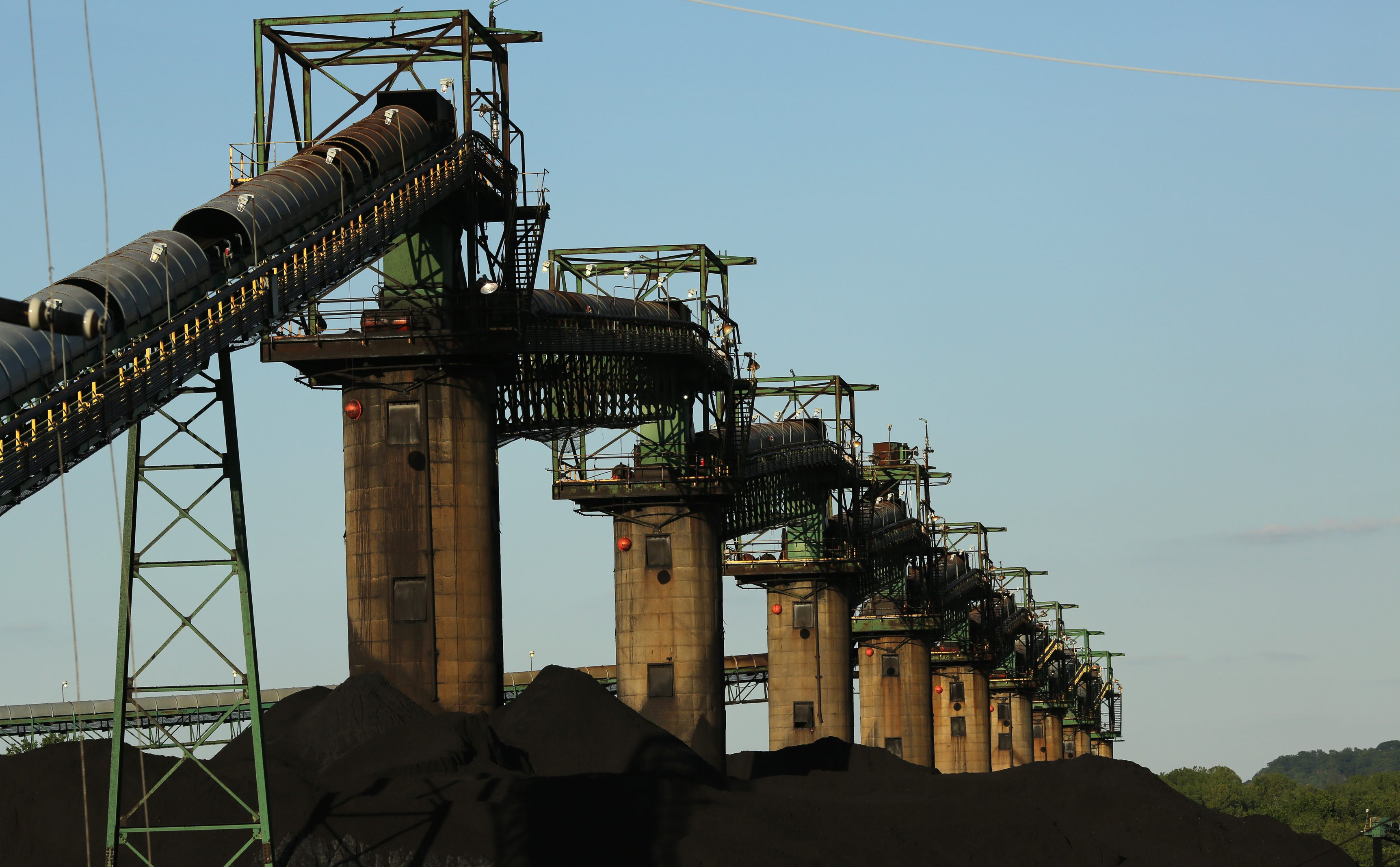 Congress is overturninga rule to protect streams from coal dust