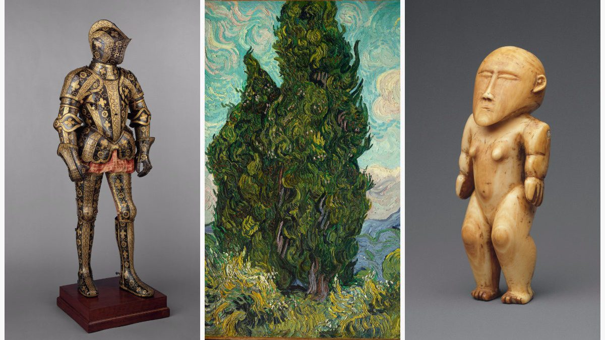 Metropolitan Museum of Art collage
