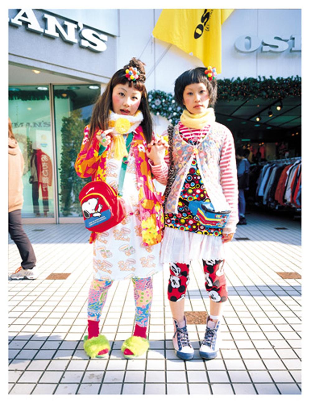 Japan S Wild Creative Harajuku Street Style Is Dead Long Live Uniqlo Quartz