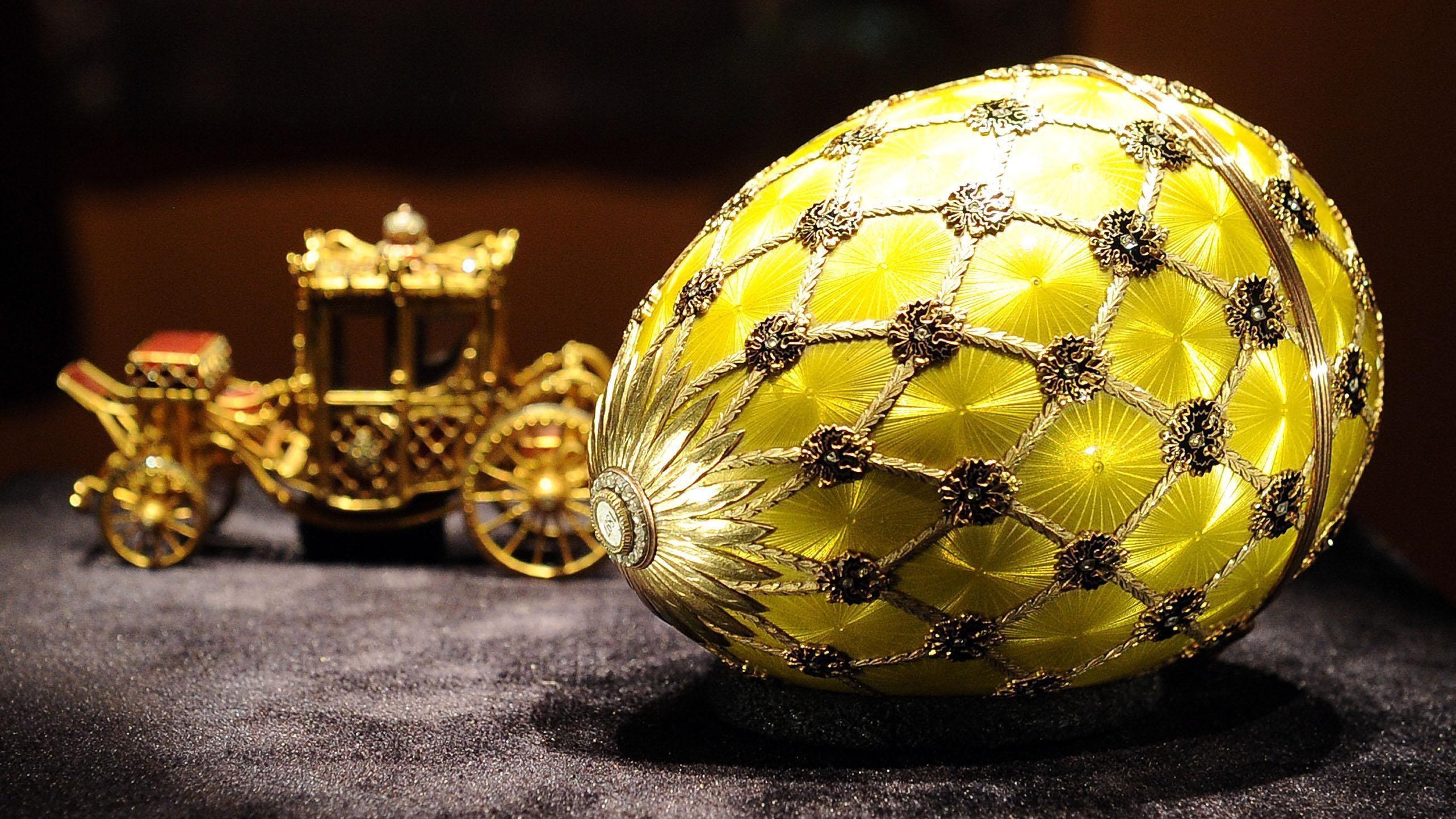 Faberge exhibition