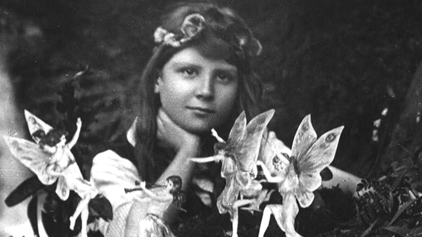 Image result for Cottingley Fairies