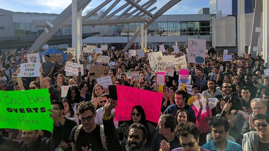 google_protest_trump