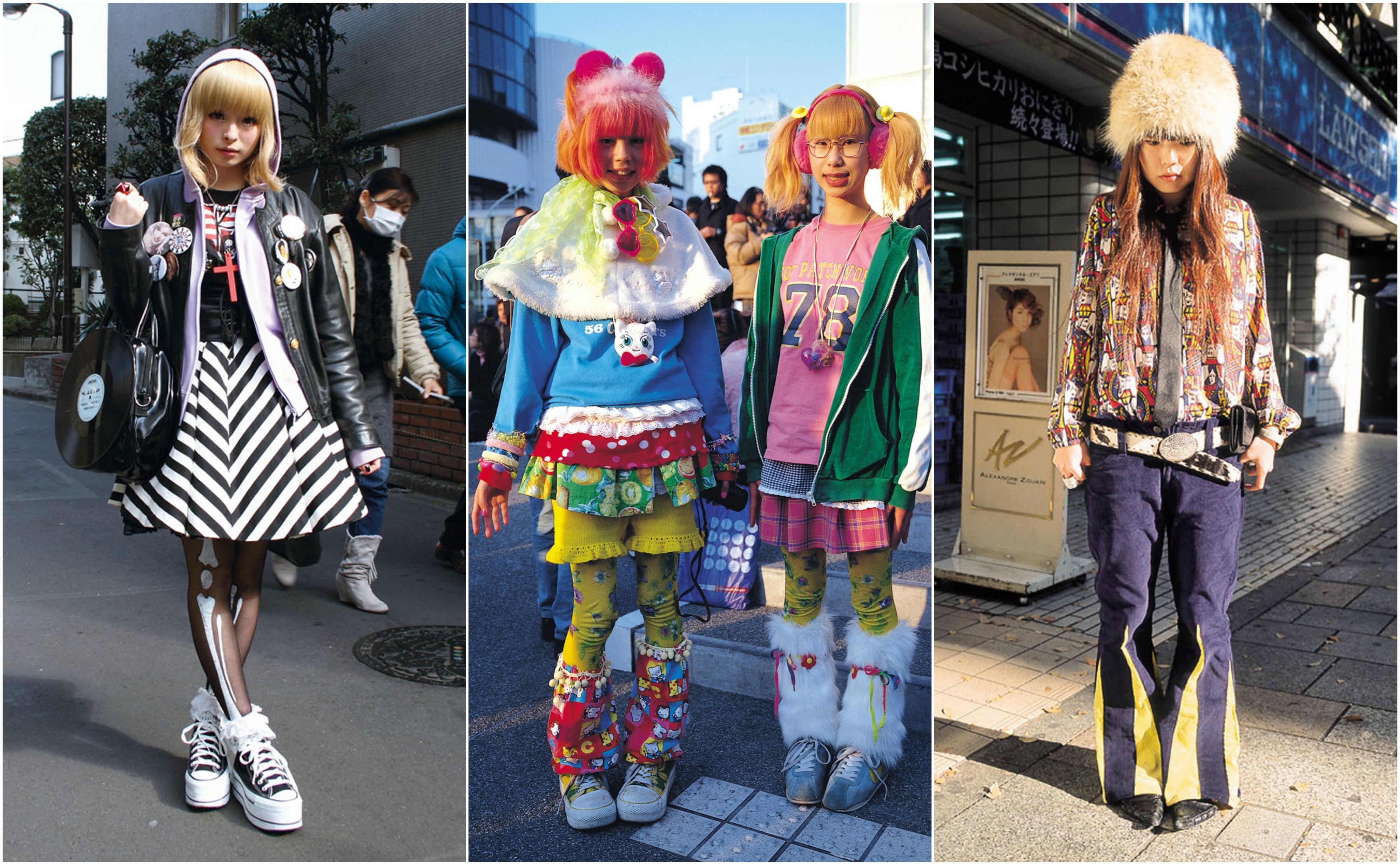 05064aed04 Japan's wild, creative Harajuku street style is dead. Long live ...