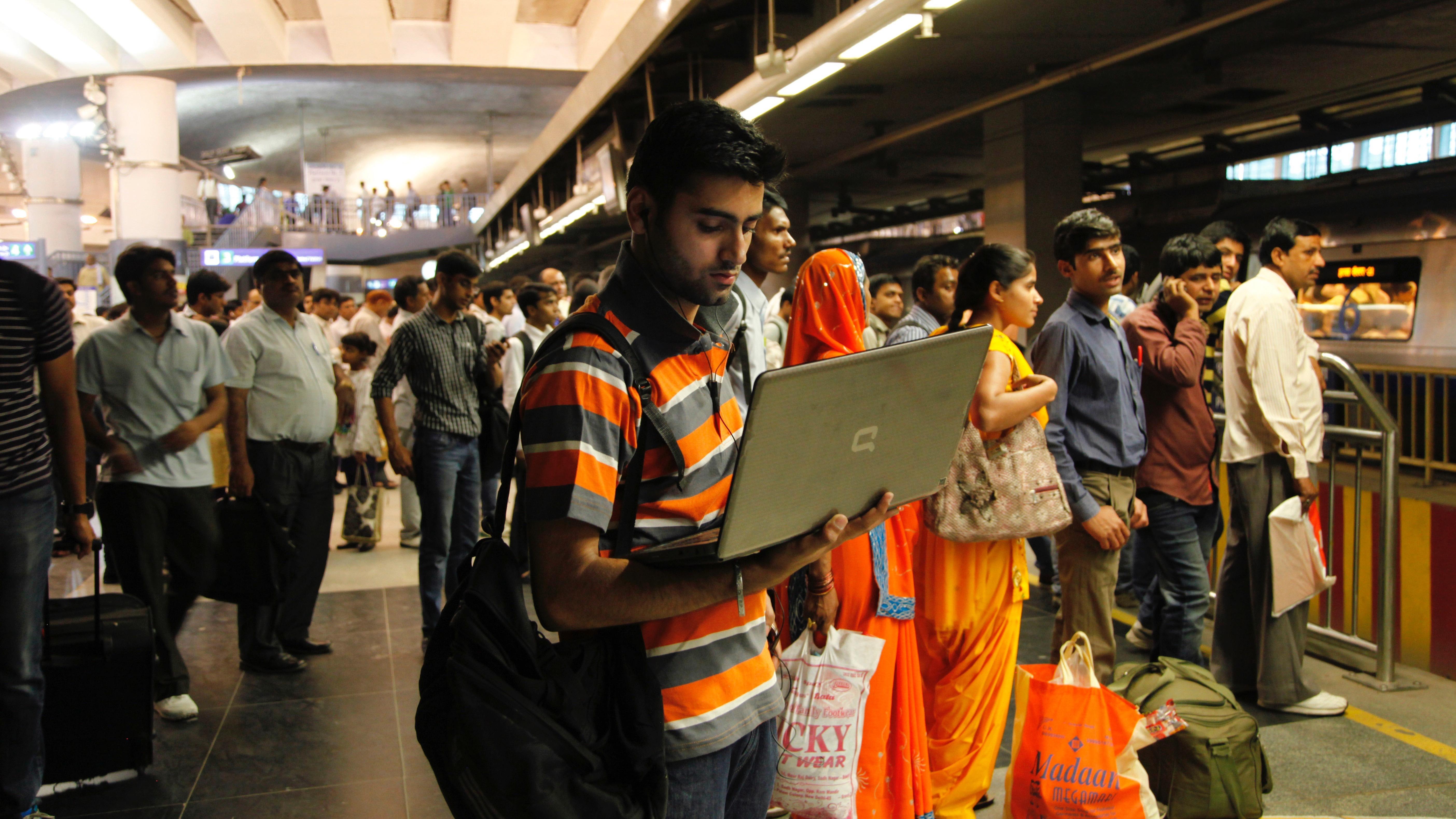 India laptop