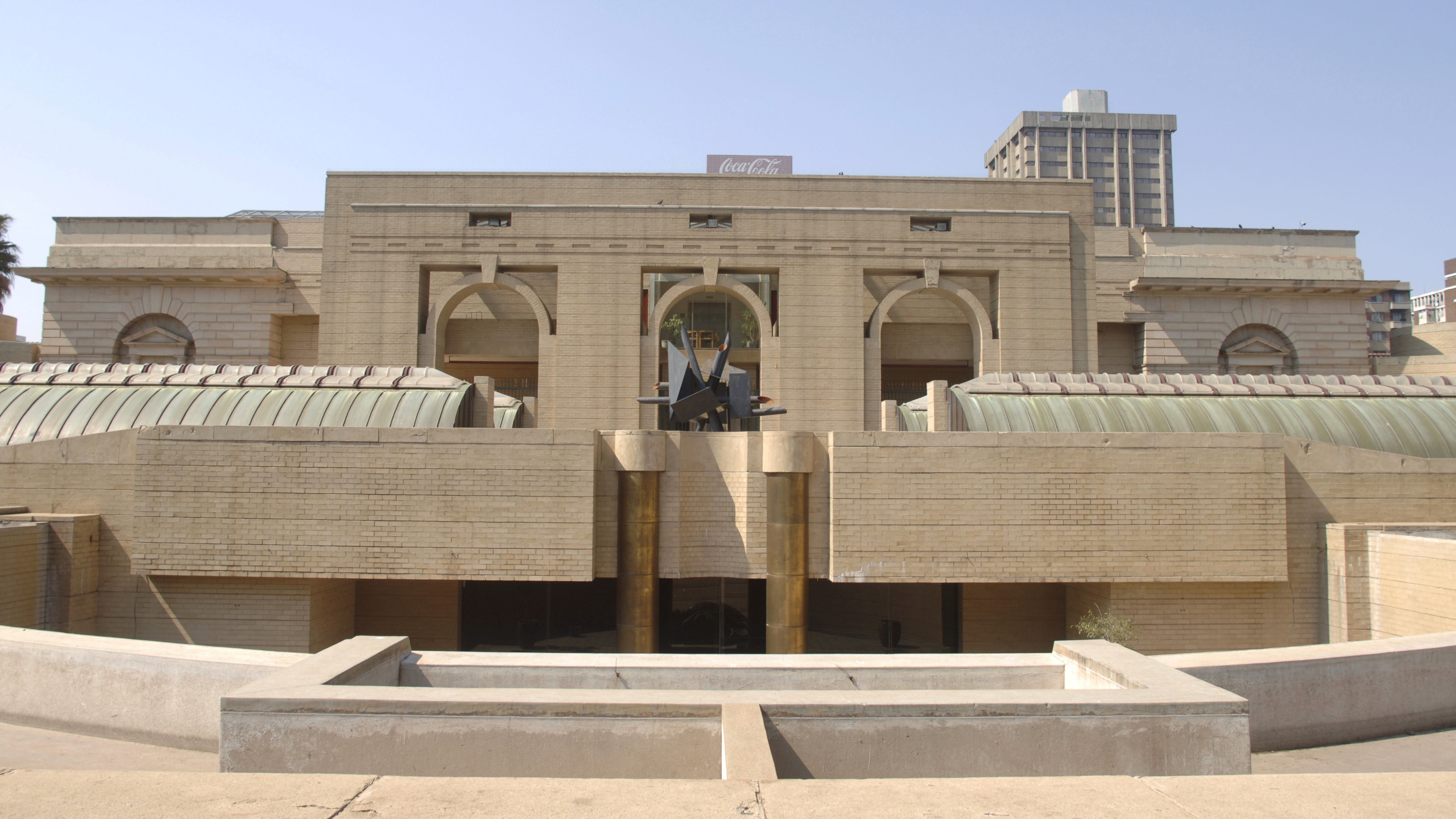 The Johannesburg Art Gallery suffers from neglect despite its impressive history and collection