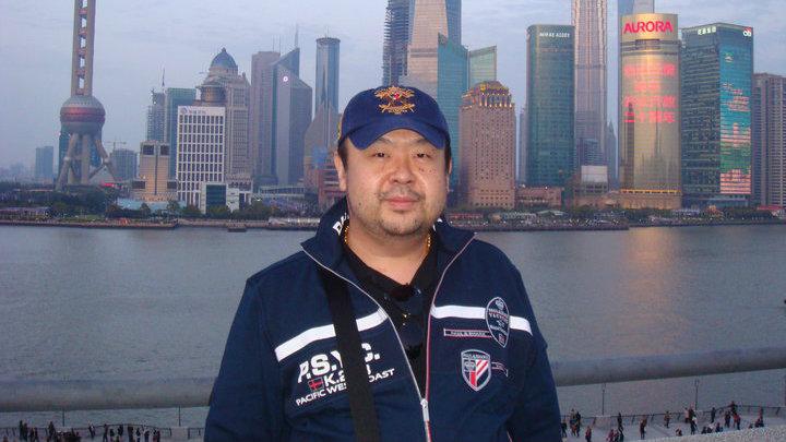 Kim Jong nam in Macau