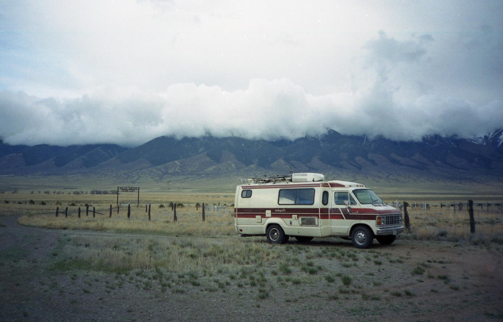 The Maloney van.