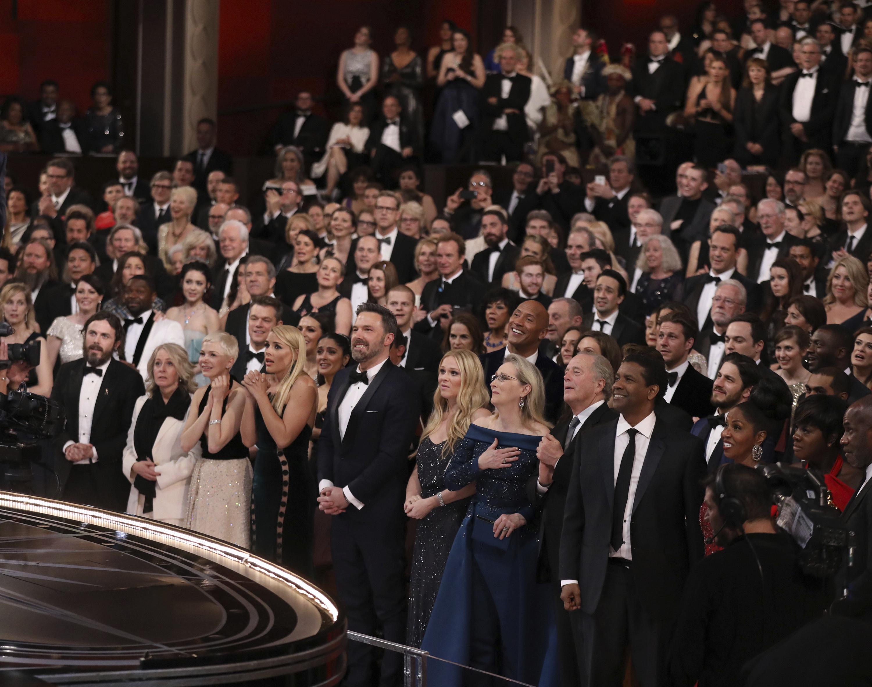 89th Academy Awards - Backstage