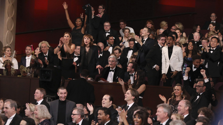89th Academy Awards Moonlight La La Land