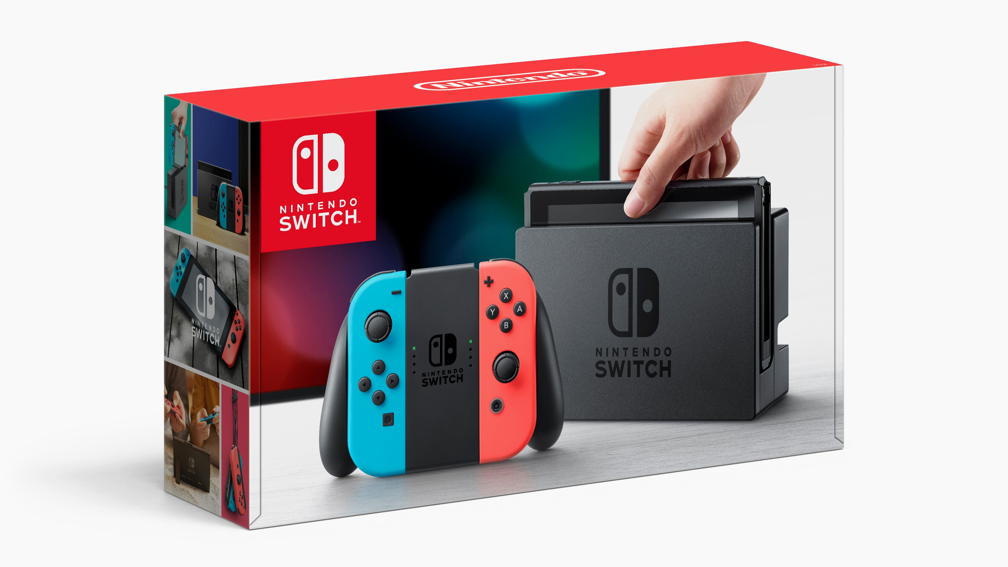 Everything You Need To Know About The Switch Nintendo S Unique New Video Console