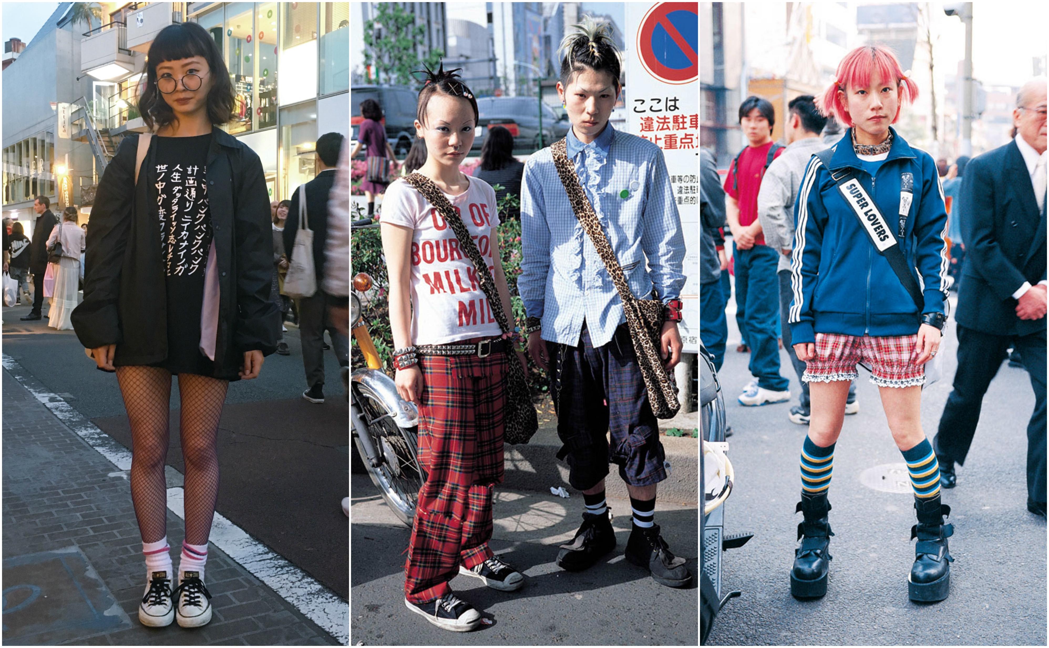 Japan's wild, creative Harajuku street style is dead  Long live