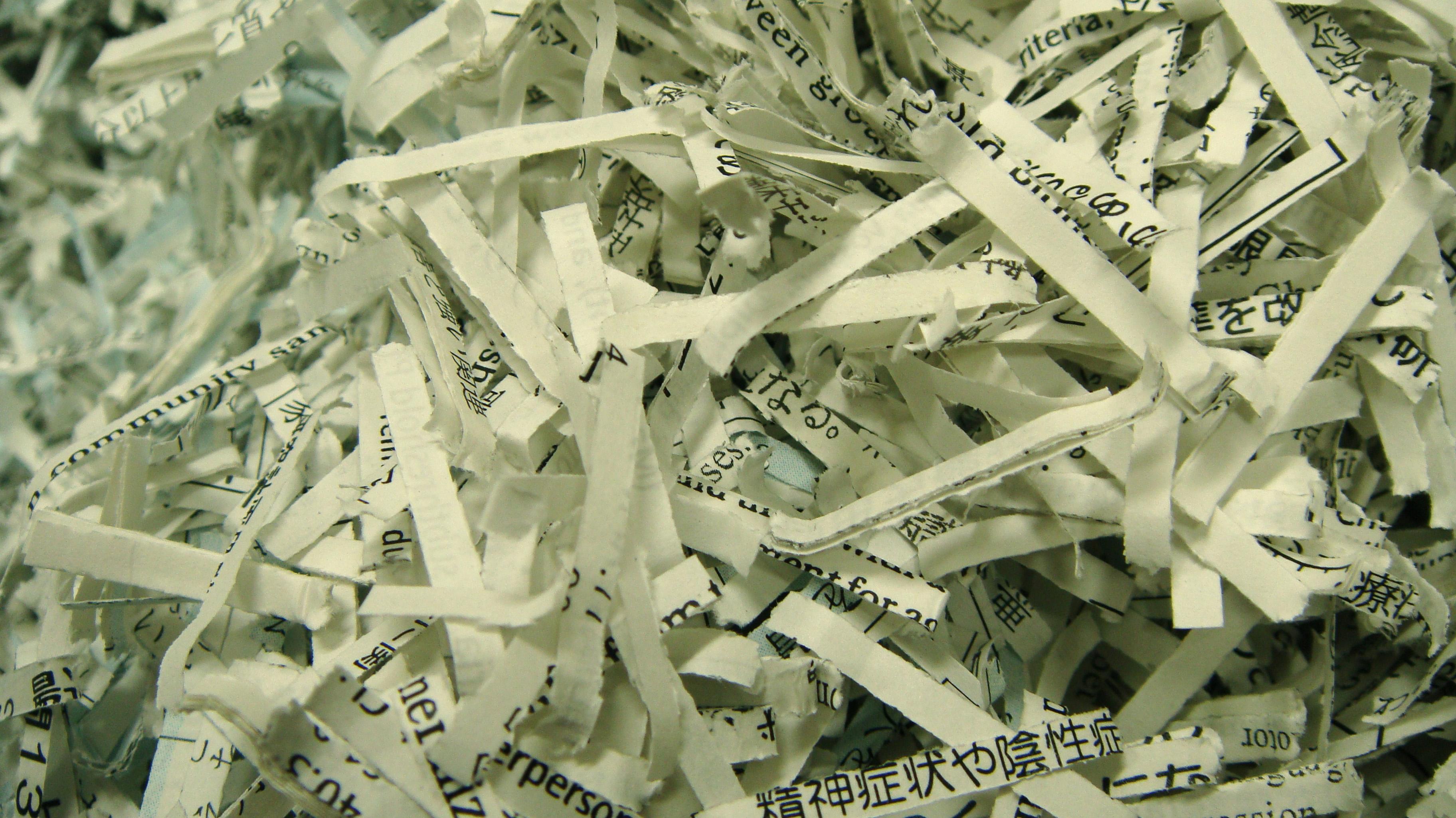 paper-shredded