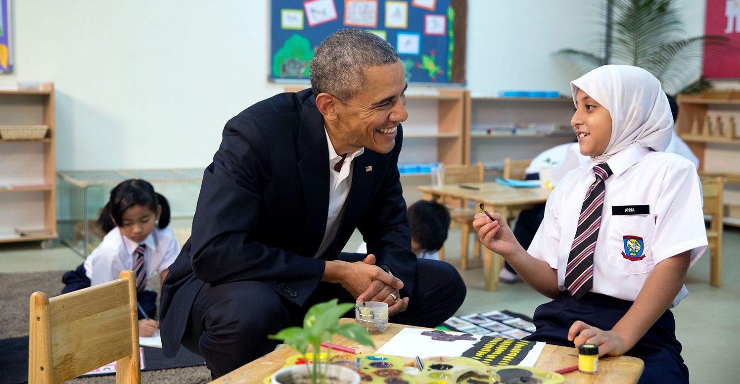 Pete Souza, Obama Instagram