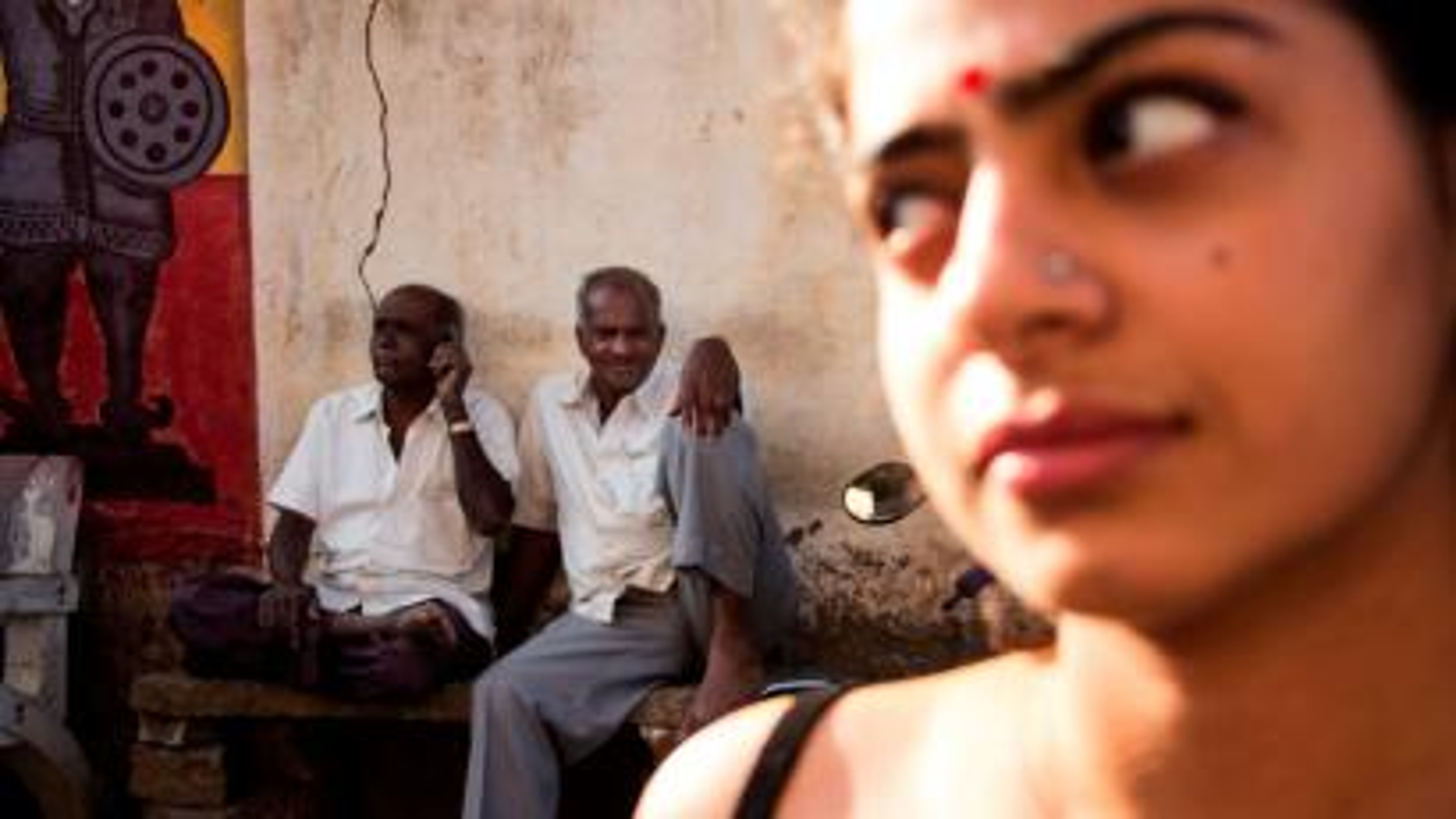 photo series shorts india