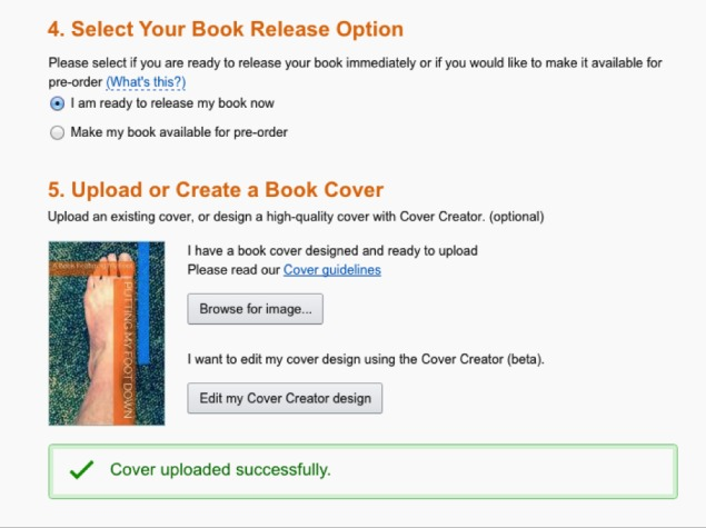 How to become a best-selling author on Amazon in five minutes with
