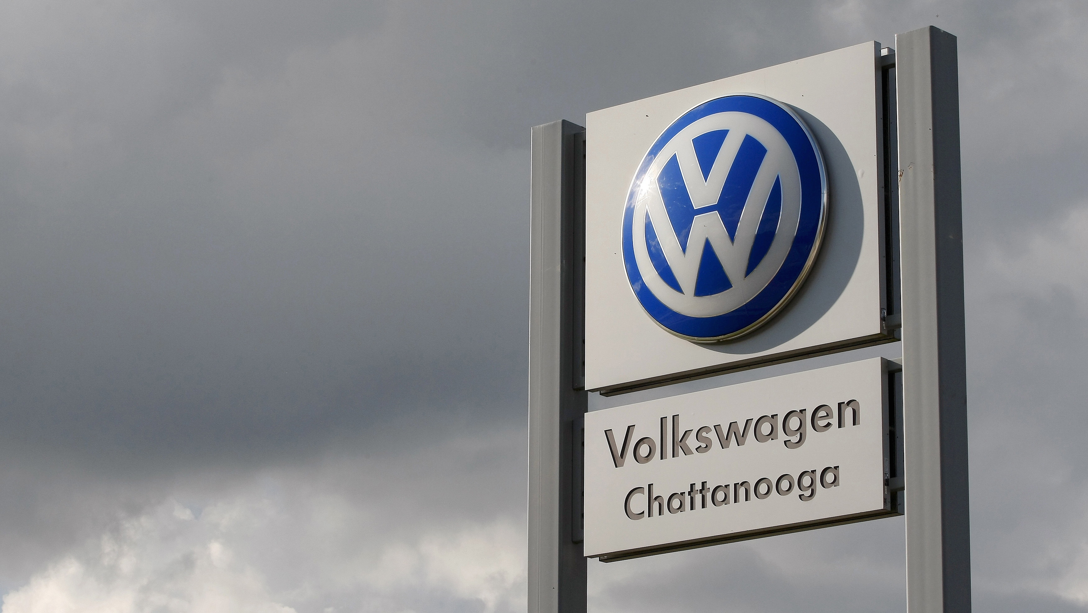 The Volkswagen Chattanooga Assembly Plant in Chattanooga, Tennessee.