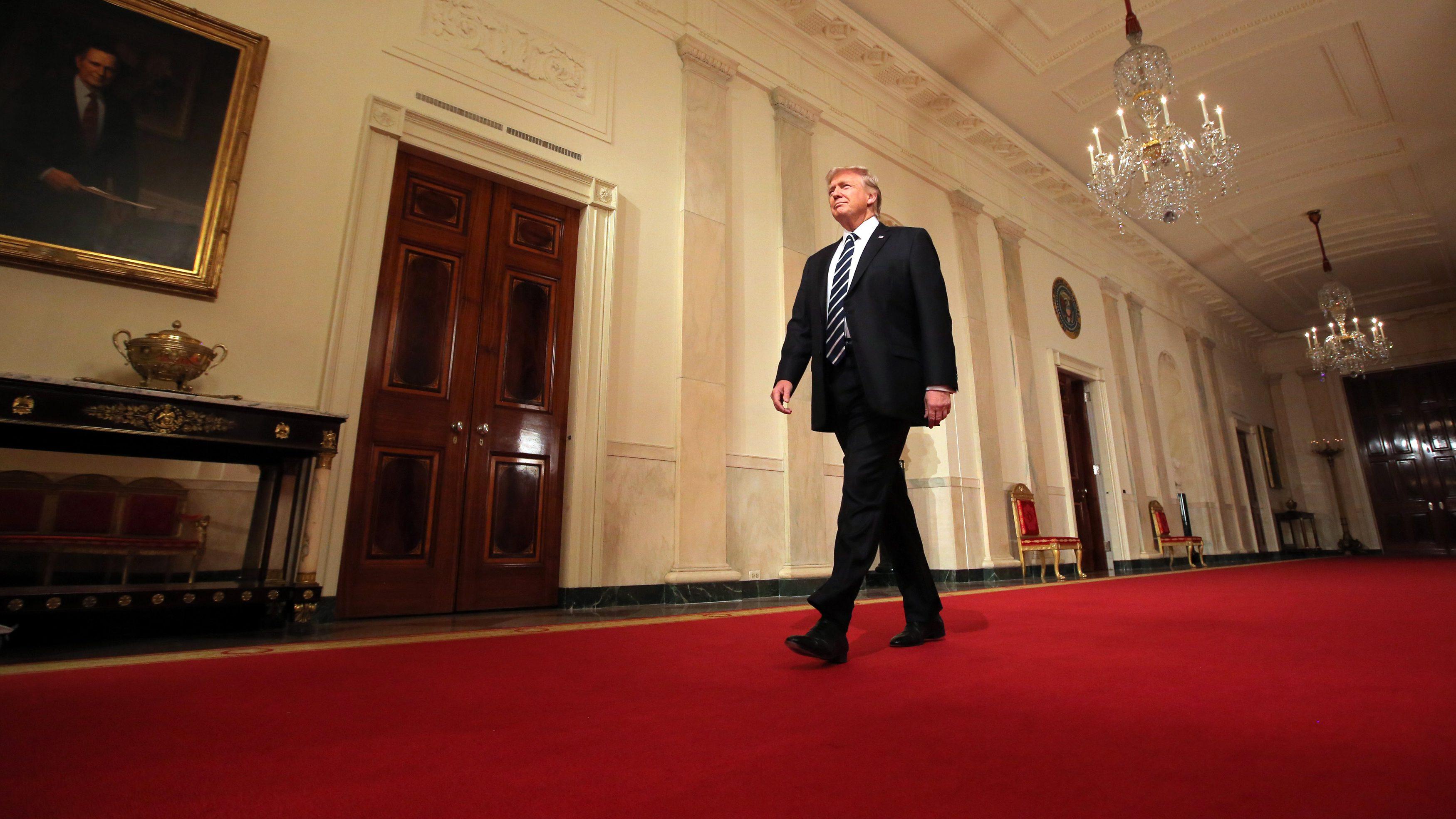 Trump will speak at Congress tonight.