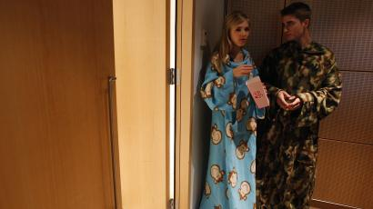 A US judge ruled that Snuggies are not clothes.