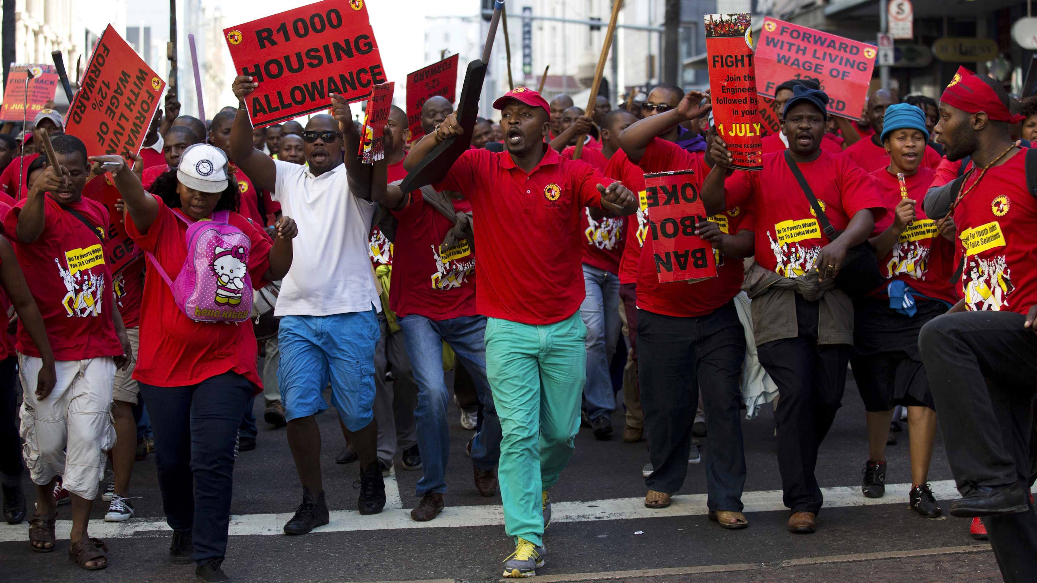 What the ANC's policy of radical economic transformation means for South Africa