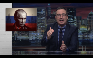 HBO Last Week Tonight John Oliver Putin
