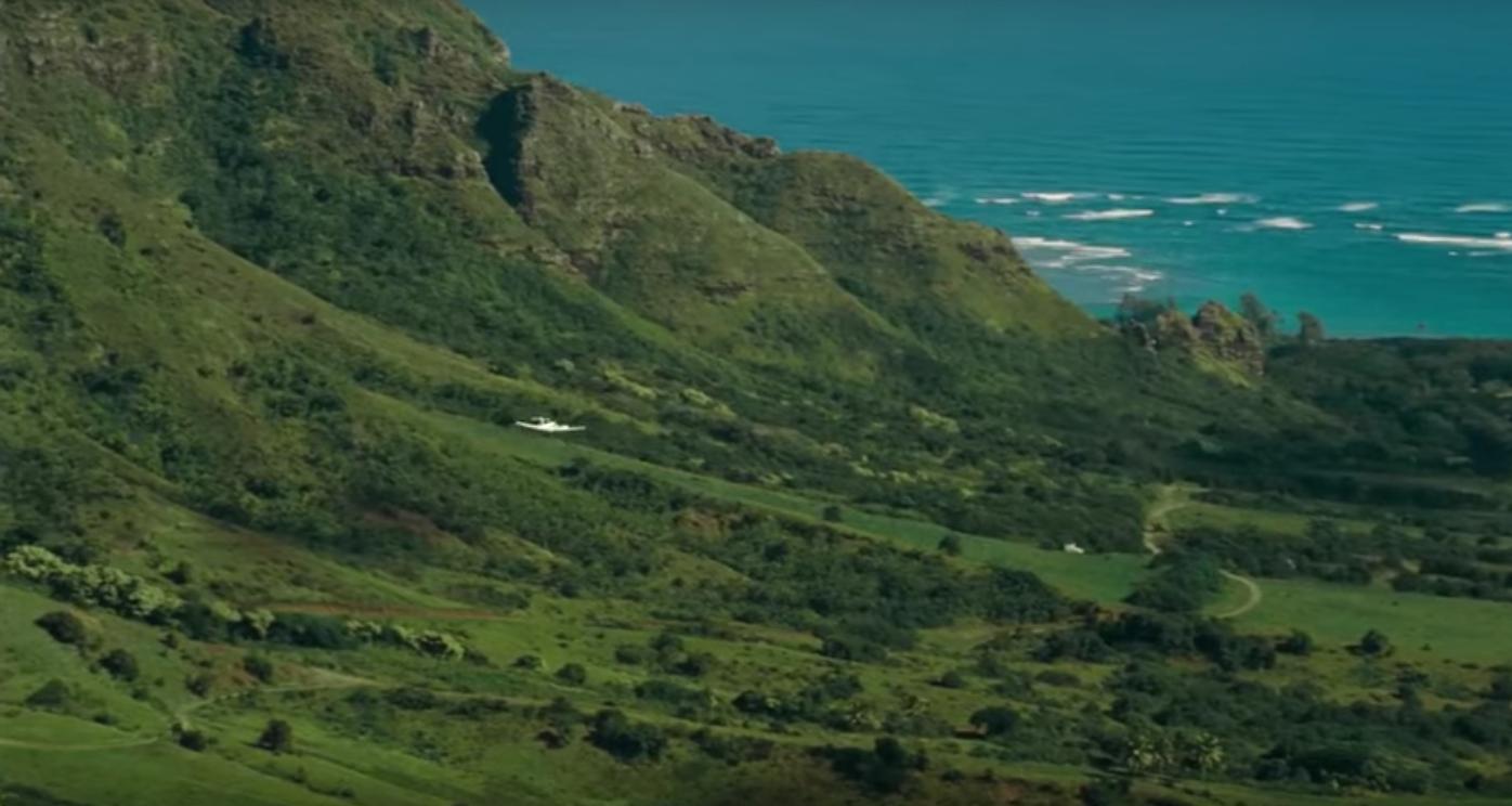 Aloha movie Hawaii