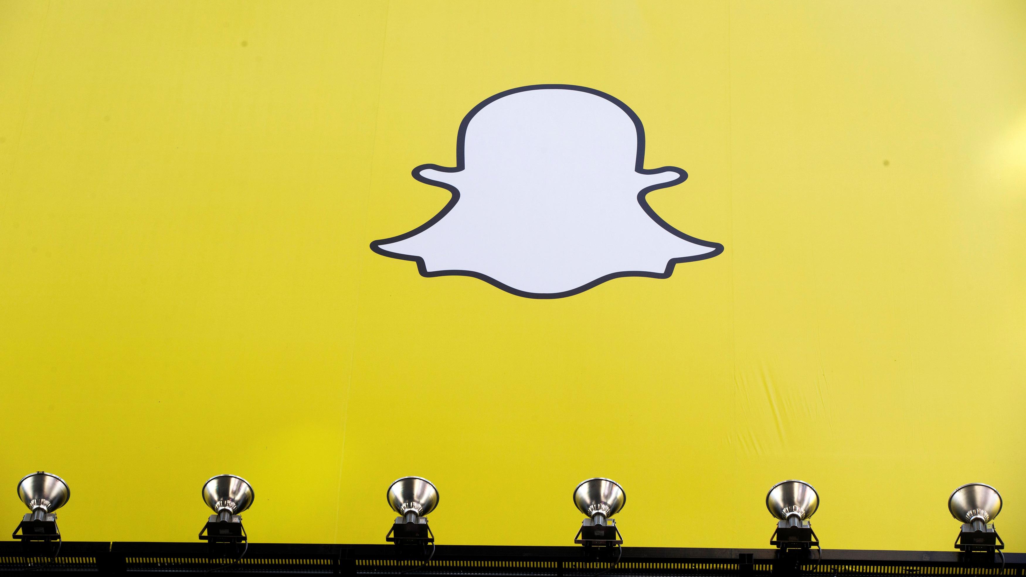 Snapchat ipo rectangular picture