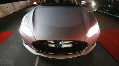 Hong Kong's love affair with Tesla (TSLA) vehicles looks set
