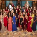The cast of season 21 of The Bachelor