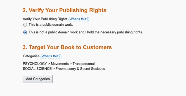 a7125d778b How to become a best-selling author on Amazon in five minutes with ...