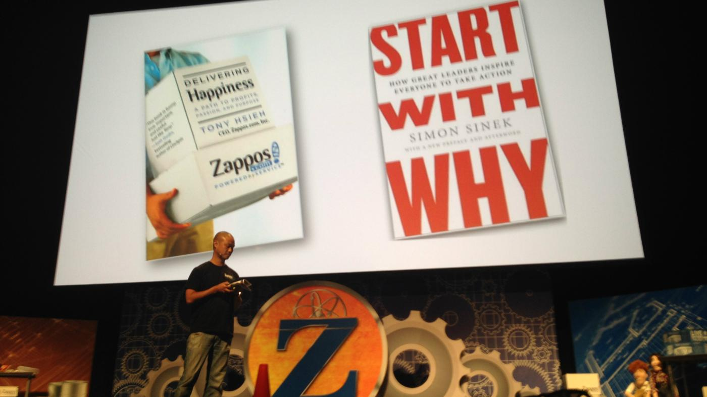 """A look inside Zappos: an excerpt of """"Kingdom of Happiness"""" by Aimee Groth —  Quartz"""