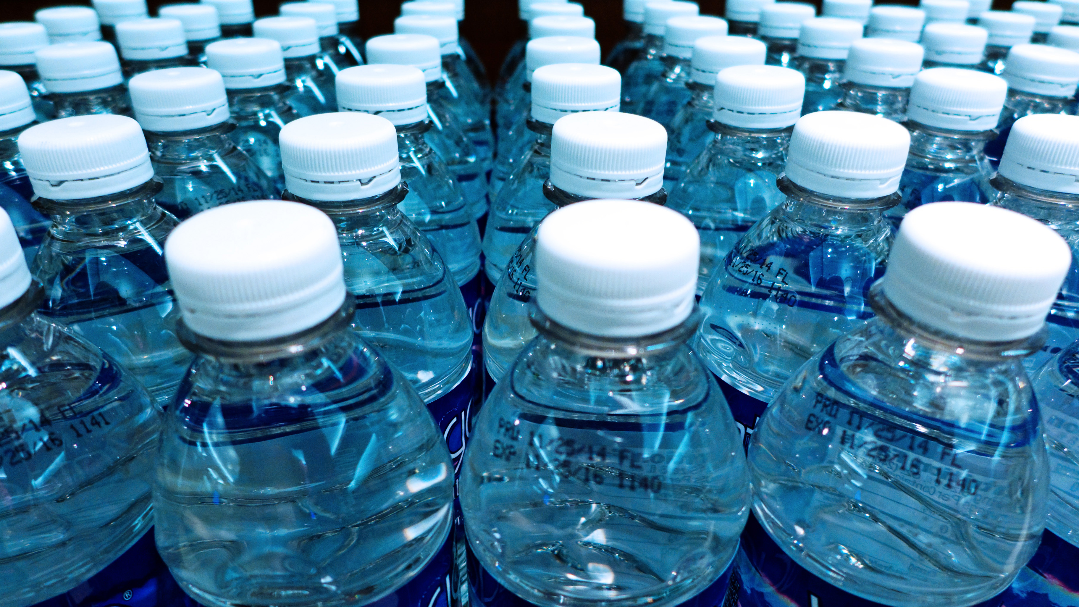 How do you create fossil-fuel free plastic bottles? Nestle