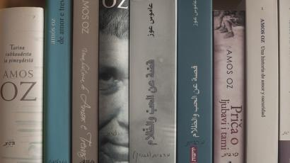 Amos Oz translated books
